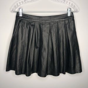 ASOS | Faux Leather Skirt
